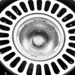 Rollup Lampe Detailansicht
