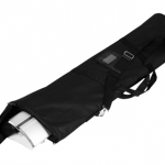 Tasche Rollup-Banner Austausch Detailansicht